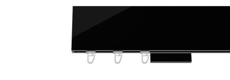 TOP-LINE black shiny