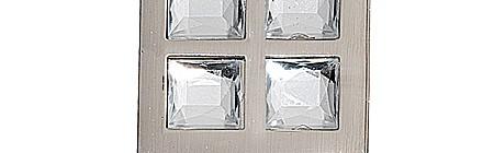 Za347;lepka wspornika crystal