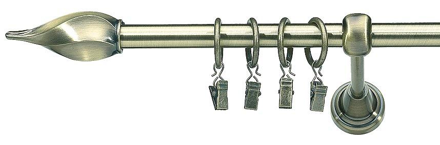Karnisz Ø 16mm TWISTER