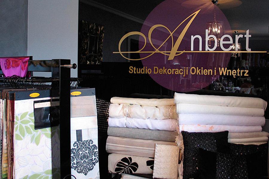 Anbert – Studio Dekoracji Okien i Wnętrz