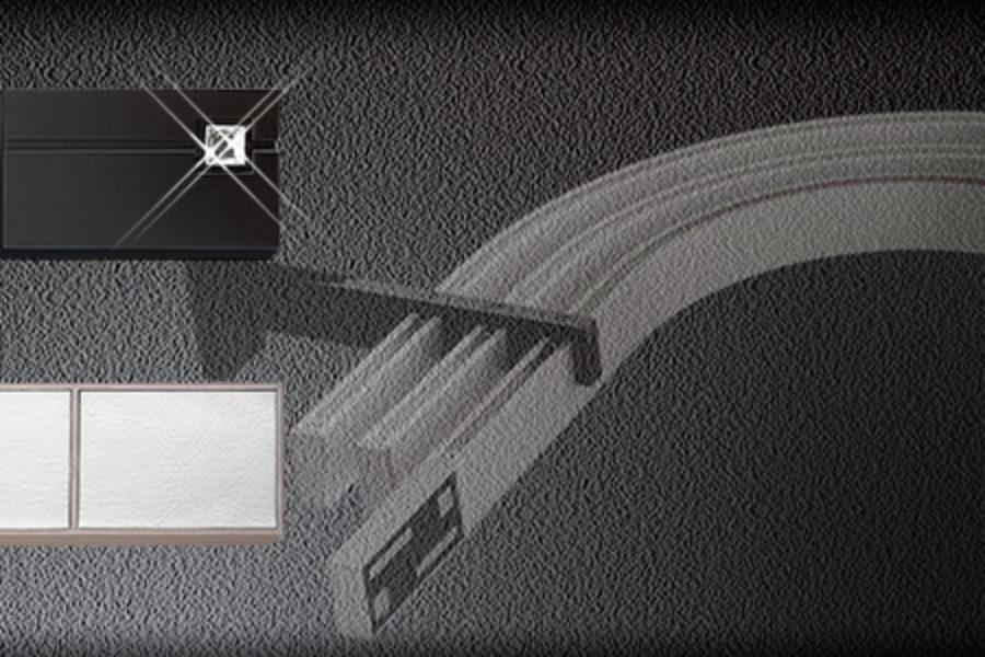 Square Line – Black&White