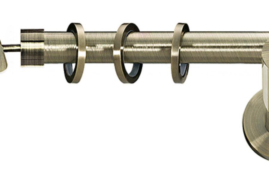 Lillet – połączenie stylu i nowoczesności – dla karniszy ø19 i ø25mm