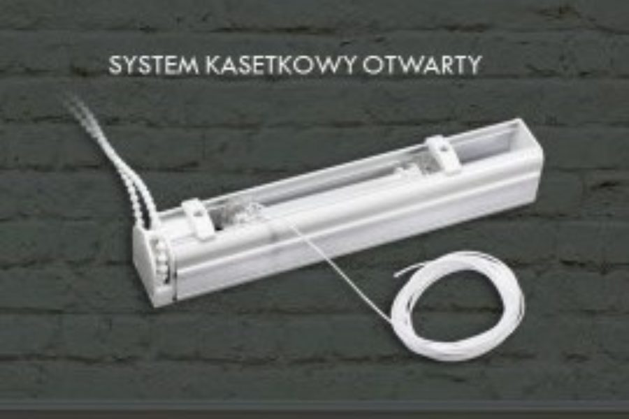 Open cassette mechanism