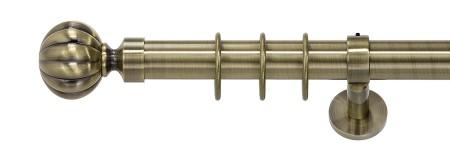 Karnisz RESIDENCE Ø35mm LOTUS
