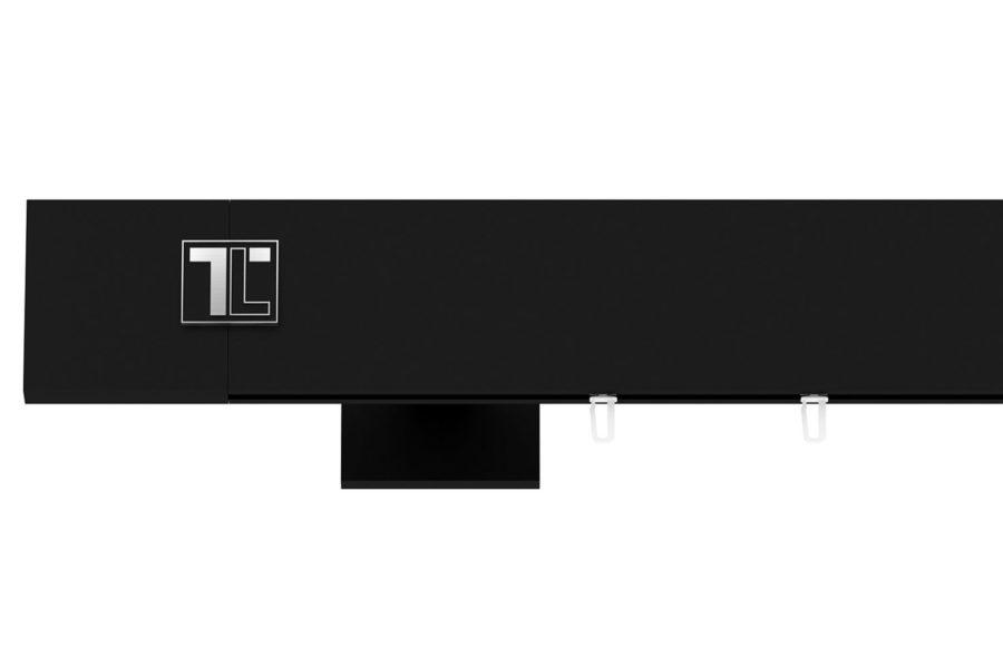 TOP-LINE LOGO black mat