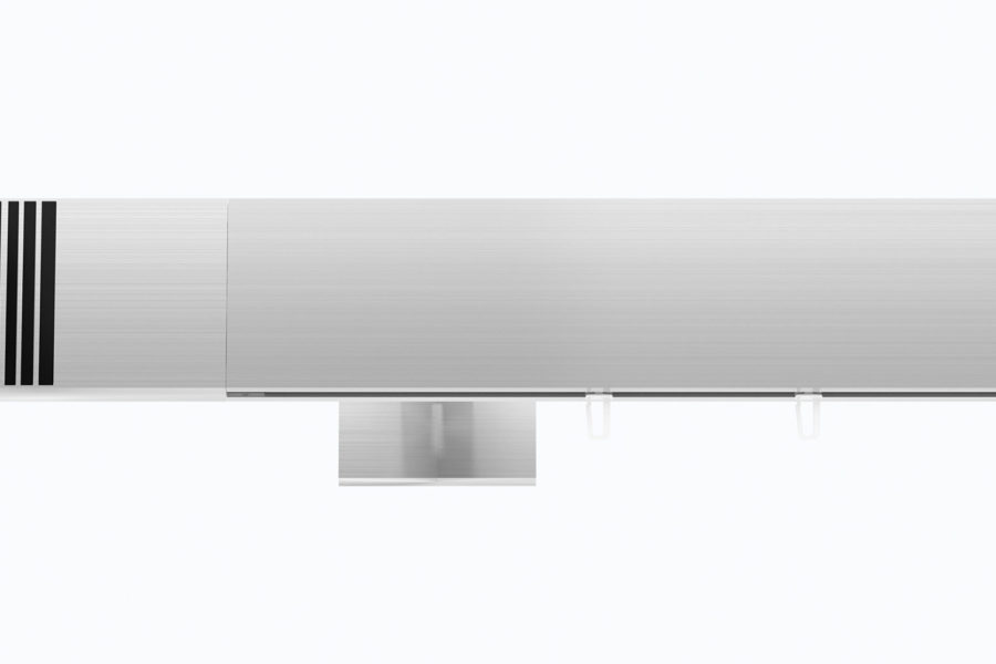 TOP-LINE MODERN brushed steel